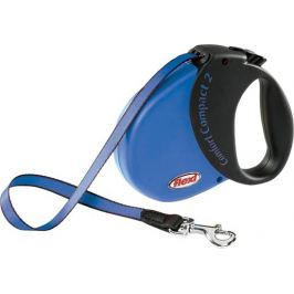 Vodítko FLEXI Comfort Compact modré M