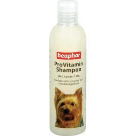 Beaphar šampón s makadamovým olejem pro obnovu srsti 250ml