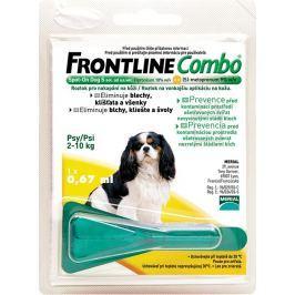 Frontline Combo Spot-on Dog malý