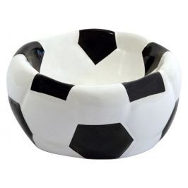 Miska DOG FANTASY keramická fotbalový míč 15 cm