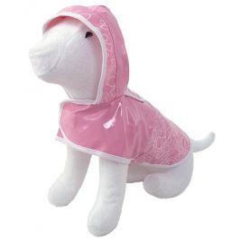 Pláštěnka Dog Fantasy DeLuxe růžová 25cm