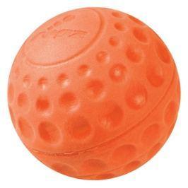 Hračka ROGZ míček Asteroid oranžový S