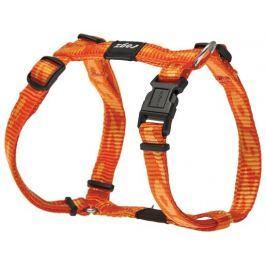 Postroj ROGZ Alpinist oranžový S