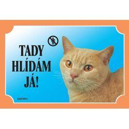 Tabulka DAFIKO kočka