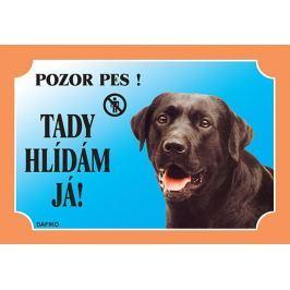 Tabulka DAFIKO labradorský retriever černý