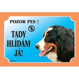 Tabulka DAFIKO bernský salašnický pes