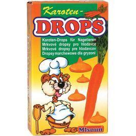 Mlsoun Dropsy DAFIKO karotenové 75g