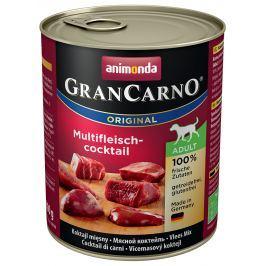 Konzerva ANIMONDA Gran Carno masová směs 800g