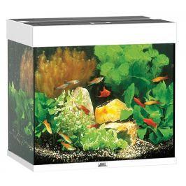 Akvárium set JUWEL Lido 120 bílé 120l