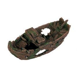 Dekorace akvarijní Trixie Vrak lodě 29 cm
