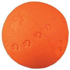 Hračka pro psy Trixie míč se zvukem 6cm
