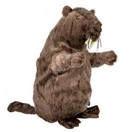 Hračka pro psy Trixie plyšový bobr se zvukem 40cm