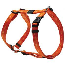 Postroj ROGZ Alpinist oranžový XL