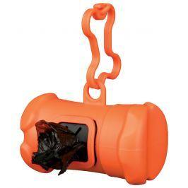 Zásobník na sáčky na psí výkaly Trixie + 12 sáčků velikost L