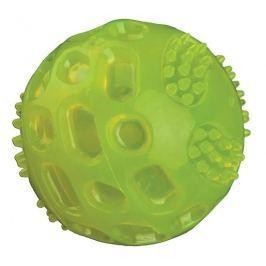 Hračka pro psy Trixie blikající míček 5,5cm