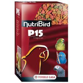 Krmivo VERSELE-LAGA Nutri Bird P15 Tropical pro velké papoušky 1kg