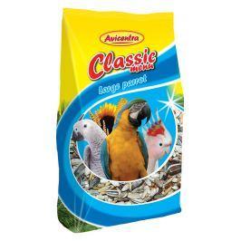 Krmivo AVICENTRA standart pro velké papoušky 800g