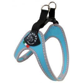 Treponti Postroj TRE PONTI reflexní do 6 kg světle modrý