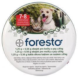 Obojek Foresto antiparazitní  kočka+ malý pes 38cm