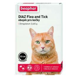 Antiparazitní obojek pro kočky Beaphar DIAZ 35cm