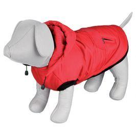 Vesta zimní pro psy Trixie M Palermo červená 50cm