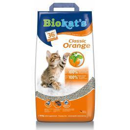 Biokats Podestýlka BIOKAT'S CLASSIC ORANGE 10kg