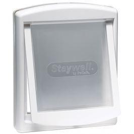 Staywell Dvířka plast bílá výřez 28,1*23,7cm