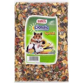 Darwin´s CLASSIC pro drobné hlodavce - special 500g