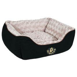 Pelíšek Scruffs Wilton Box Bed černý 50x40cm