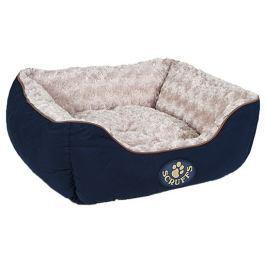 Pelíšek Scruffs Wilton Box Bed modrý 50x40cm