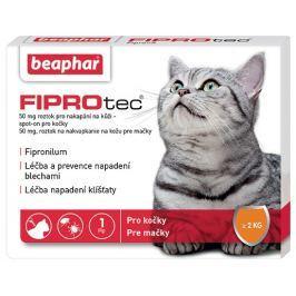Beaphar Spot on Fiprotec pro kočky do 2kg