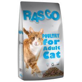 Krmivo Rasco drůbeží pro kočky 10kg