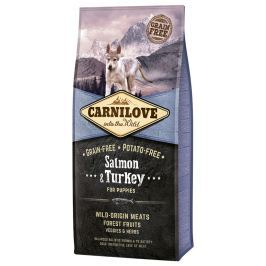 Carnilove Salmon & Turkey for puppies 12kg