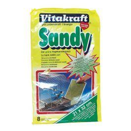 Podložka VITAKRAFT Sandy 32 x 21 cm 8ks