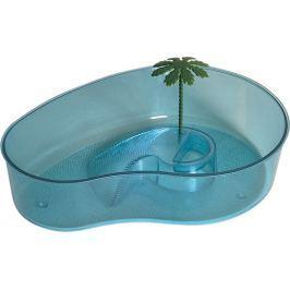 Želvárium SAVIC plastové s palmou