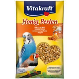 Pearls Honey VITAKRAFT Sittich 20g