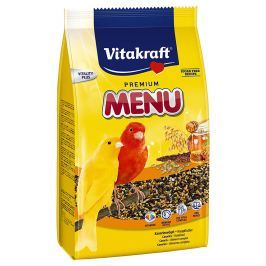 Menu VITAKRAFT Kanarien Honey bag 500g