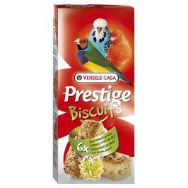 Sušenky VERSELE-LAGA 6 piškotů s medem a drobnými semínky 70g