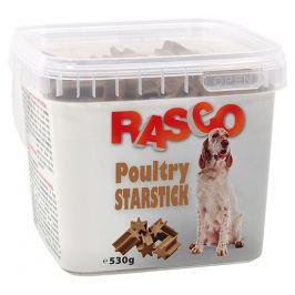 Pochoutka Rasco starStick drůbeží 2,5cm 530g