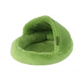 I love pets Pelíšek Papuče zelený pro hlodavce