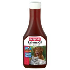 Lososový olej Beaphar - Salmon Oil 425 ml