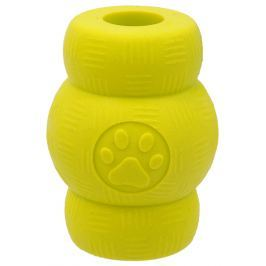 Hračka Dog Fantasy STRONG FOAMED soudek guma 6.9cm