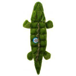 Hračka Dog Fantasy Skinneeez multi-pískátko aligátor 52,5cm