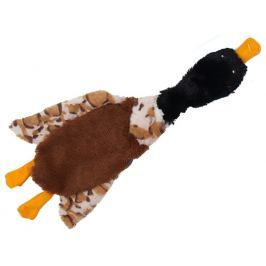 Hračka Dog Fantasy Skinneeez šustící pták mix 35cm