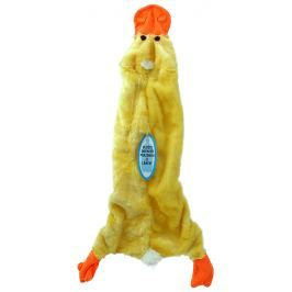 Hračka Dog Fantasy Skinneeez návlek na láhev kachna 60cm