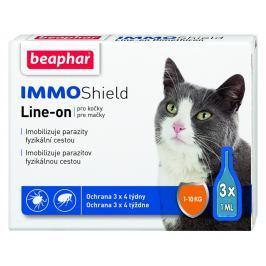 Beaphar IMMO Shield Line-on pro kočky