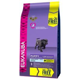 EUKANUBA Puppy & Junior Large Breed - BONUS