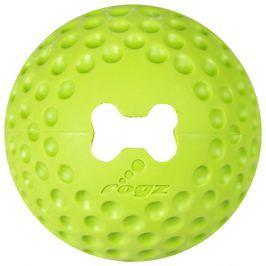 Hračka ROGZ míček Gumz limetkový M