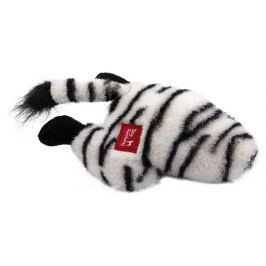 Hračka Dog Fantasy Silly Bums zebra 28cm