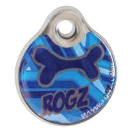 Rogz Známka ID Tagz Navy Zen 2,7cm